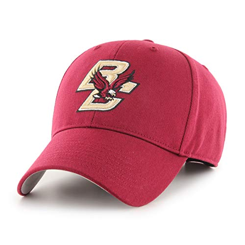 OTS NCAA Boston College Eagles All-Star MVP Adjustable Hat, Cardinal, One Size