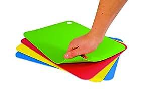 Tovolo Flexible Cutting Mats - Set of 4