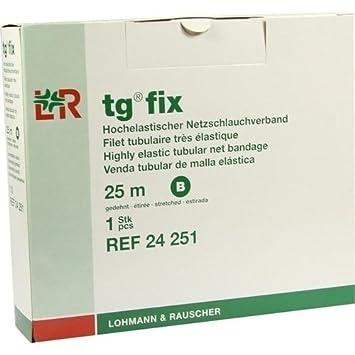 TG FIX Netzverband D 25 M Weiss 1 St