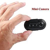 1080P Mini Car Key Nanny Hidden Camera Video Recorder Motion Detection IR Night Vision 1080P Metal Body Full HD Camera Mini Car Key Remote SPY Camera DVR Working