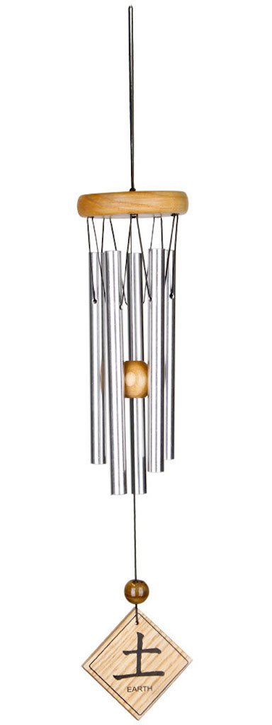 Woodstock Chimes Elements, Earth- Eastern Energies Collection FSNEA