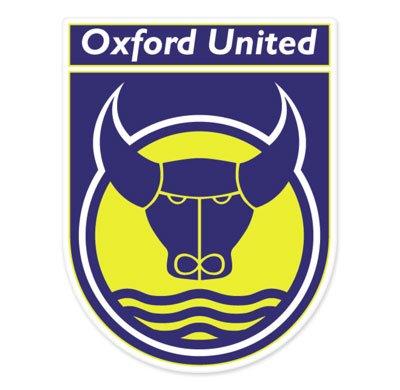 - Oxford United FC - England Football Soccer Futbol - Car Sticker - 5
