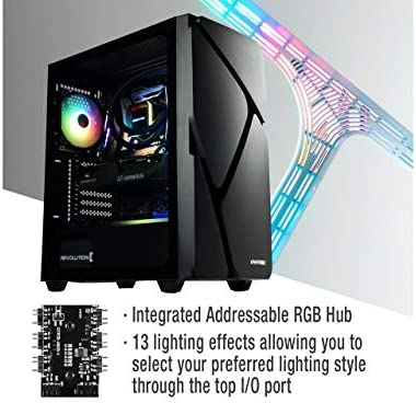 AVGPC MS30 Gaming Computer Desktop PC AMD RYZEN 3 1200 4-Core 3.1 GHz (3.4 GHz Turbo), GTX 1650, 8GB DDR4, 240GB, Windows 10 64-bit, (GTX 1650/1200)