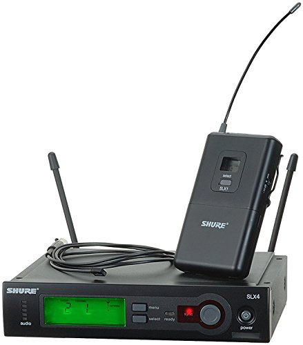 Shure SLX14/93 Lavalier Wireless System, G5 by Shure