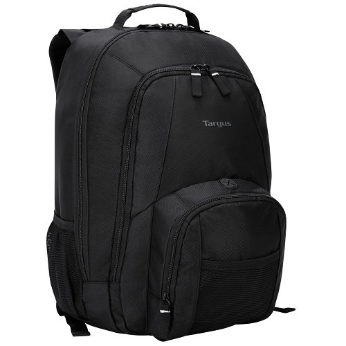 Targus Groove Backpack for 16-Inch Laptops, Black (CVR600)