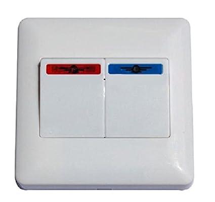 Interruptor camara espia con detector de movimiento y mando a distancia