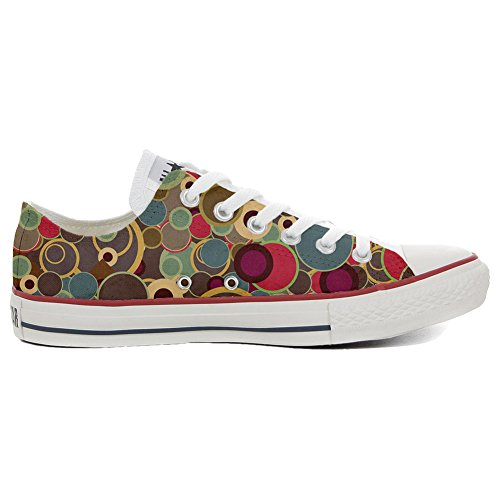 Converse Customized Adulte - chaussures coutume (produit artisanal) Urban Fantasy