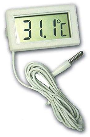 Uxcell KIAC0046 sensor de termómetro para refrigerador congelador ...