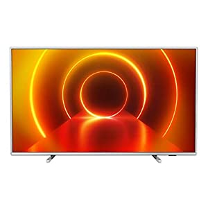 """Philips TV Ambilight 58PUS7855/12-58"""" 4K UHD TV LED (Processore P5 Perfect Picture, HDR10+, Dolby Vision∙Atmos, Smart TV, Alexa Integrata) Argento Chiaro - Modello 2020/2021 13"""