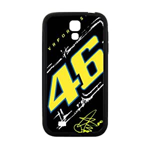 VR46 Official Racing Collection Valentino Rossi Design Plastic Case Cover For Samsung Galaxy S4