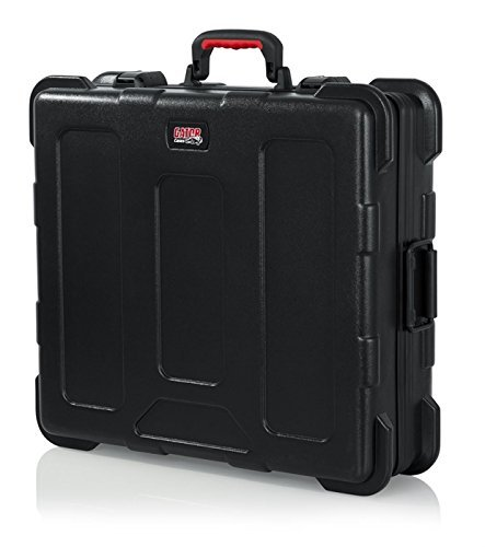 Gator Cases Molded Flight Case for Equipment up to 18''x13''x8'' with Tool Pallet in Lid, Diced Foam Interior and TSA Approved Locking Latch; (GTSA-UTLPLT1813) by GATOQ (Image #3)