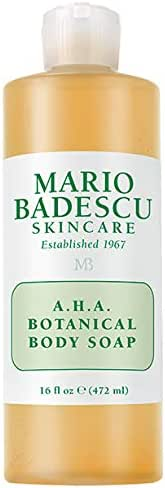Mario Badescu A.H.A. Botanical Body Soap, 16 oz.