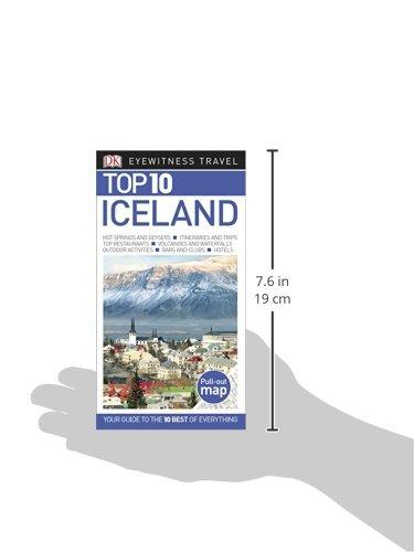 Top 10 Iceland (Eyewitness Top 10 Travel Guide) - 41m2V49kmjL