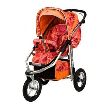 Baby Bling Design Stroller - 3