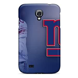 JasonPelletier Samsung Galaxy S4 Shock Absorption Hard Cell-phone Case Allow Personal Design Nice New York Giants Pattern [uXU1247dFHu]