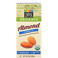 365 Everyday Value, Organic Almondmilk Vanilla, 32 Fl Oz