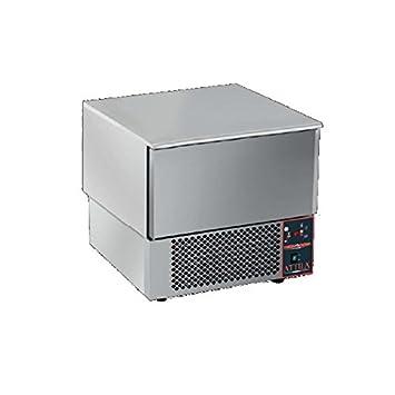 abbattitore surgelatore de temperatura 3 bandejas GN 1/1: Amazon.es: Hogar