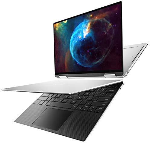 DELL-XPS7390-7954SLV-PUS-2-in-1-Convertible-134-inch-FHD-InfinityEdge-Touchscreen-Laptop-Silver