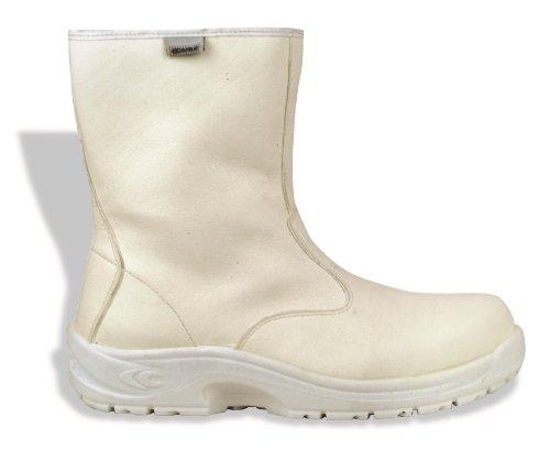 Cofra 10170-000.W41 Tarquinius S2 Wr SRC Chaussures de sécurité Taille 41 Blanc