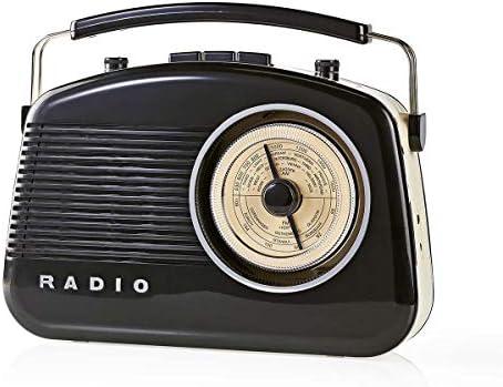 TronicXL - Radio FM con Entrada Auxiliar y Altavoz Bluetooth para ...