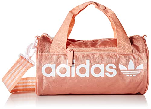 adidas Originals Santiago Mini Duffel Bag, Dust Pink, One Size
