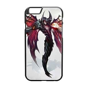Aatrox-003 League of Legends LoL case cover for Apple iPhone 6 - Plastic Black