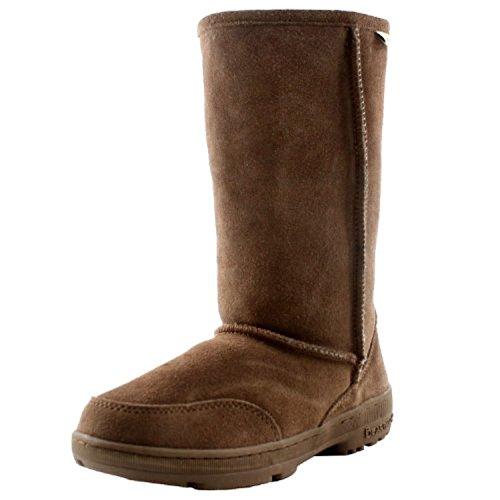 08d8d19c584 Hickory Ii champagne Boot Mid Meadow Women s Bearpaw Calf XT488H