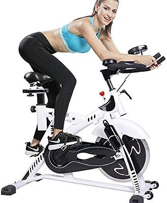 Xue Queiting Spinning Cubierta de Bicicleta de Ejercicios Cubierta Entrenar Cardio Fitness Bicicletas para Uso en el hogar: Amazon.es: Deportes y aire libre