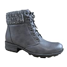 Comfy Moda Women's Winter Boots Hunter 3M Thinsulate Memory Foam Super Warm Comfy Wide Fitting size 12 available