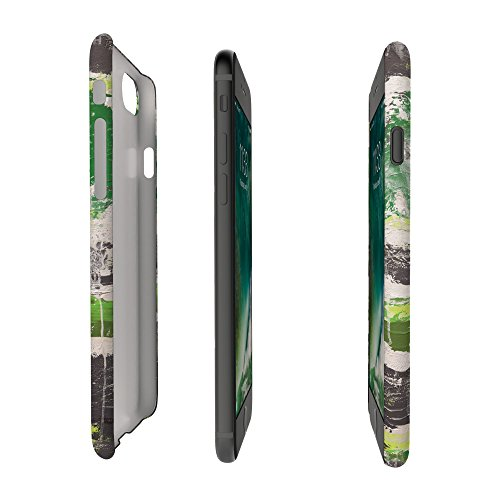 Koveru Back Cover Case for Apple iPhone 7 - Parallel Pattern