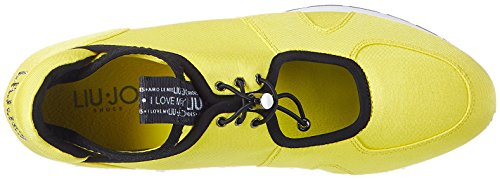Liujo Ladies Sneaker Giallo