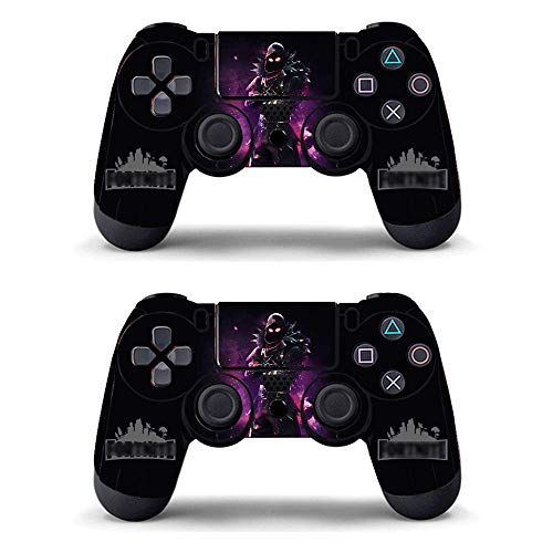 Ginkago Fort Game Battle Royal Skin Cover Sticker for PS4 Playstation4 Controller 2Pack (C)