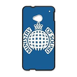 ministry of sound 3 HTC One M7 Cell Phone Case Black Gift xxy_9865603