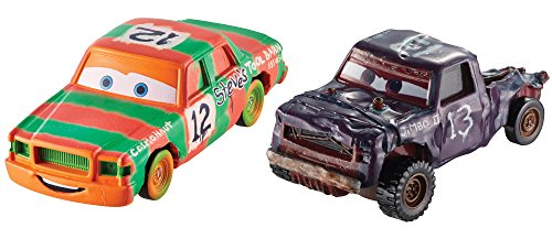 Disney Cars Pixar Cars 3 High Impact & Jimbo Vehicles Vehicle