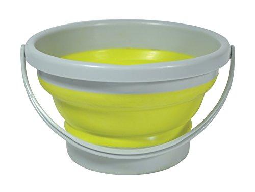 Art Advantage Collapsible Rubber Brush Bucket by Art Advantage
