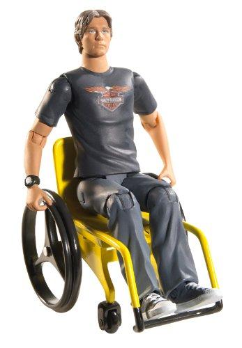 James Cameron's Avatar RDA Jake Sully with Shaggy Hair Figure ()