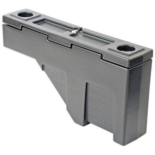 Dee Zee DZ95P Specialty Series Poly Plastic Wheel Well Tool Box (2002 Toyota Tacoma Toolbox compare prices)
