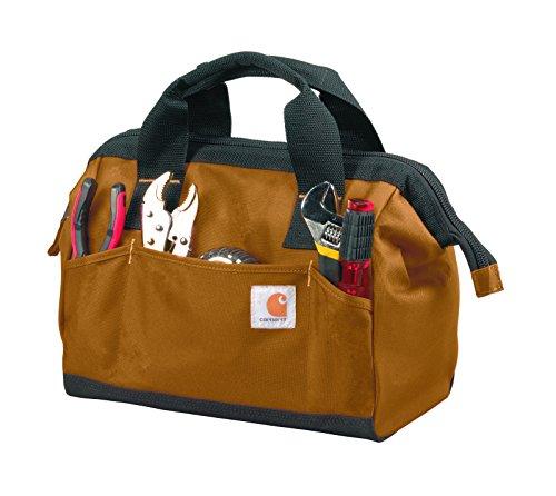 Carhartt Trade Series Tool Bag, Medium, Carhartt Brown (Medium Tool Bag)
