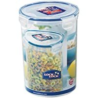 Lock & Lock Classic Stackable Airtight Round Food Container, 1.8L (HPL-933D)