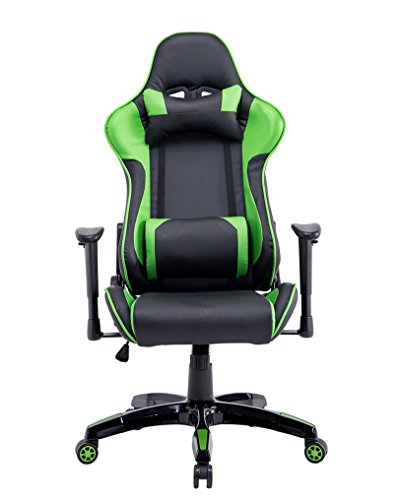Wylang Executive Racing Style High Back Reclining Chair Gami
