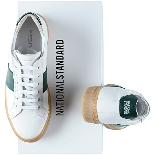 Edition NATIONAL Low Sneaker 4 Honey Herren Green White STANDARD wqIIvA