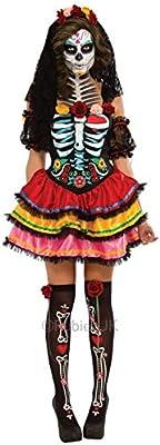 Rubies s Oficial día de los Muertos Senorita – Disfraz de ...