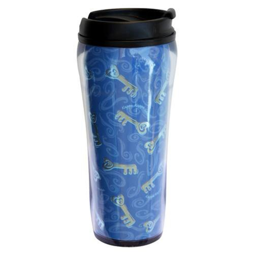 Kappa Kappa Gamma - Metallic Travel mug