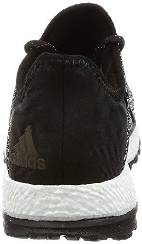 Adidas Mujeres Pureboost Xpose All Terrain, Negro / Blanco, 6.5 Us