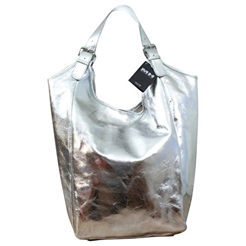 Natur My Bag musthave Medium Shoulder Silver Man Rosé silver For Silver wqtr0xPw
