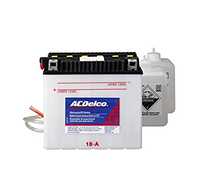 ACDelco AB18A Specialty Conventional Powersports JIS 18-F Battery
