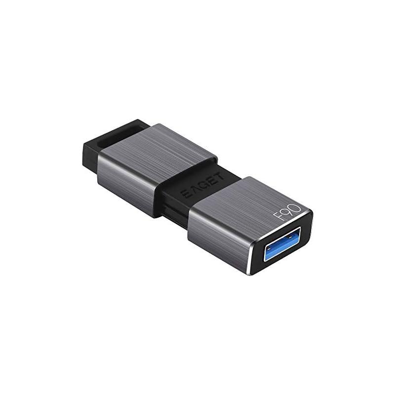 128GB USB 3.0 Flash Drive, Techkey F90 P