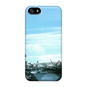 Anti-scratch And Shatterproof Uss Gambier Bay Phone Cases For Iphone 5/5s/ High Quality Cases