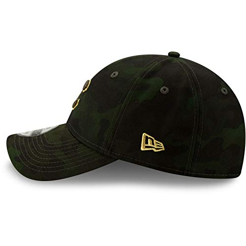 new products 7beb0 23cd4 New Era Chicago Cubs 2019 MLB Armed Forces Day 9TWENTY Adjustable Hat - Camo  at Amazon Men s Clothing store