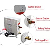 ECO LLC 220V 9KW Bathroom Sauna Machine Steamer Spa